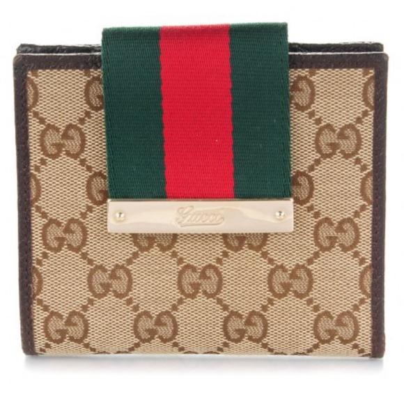 b5c707a5fa6 Gucci Handbags - Gucci Monogram Wallet